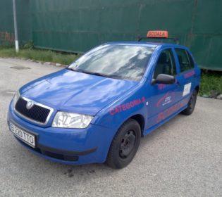 Skoda Fabia - OttoAuto | Școala de Șoferi București