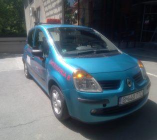 Renault Modus - OttoAuto | Școala de Șoferi București