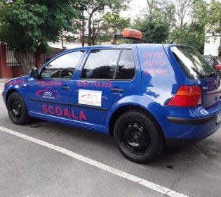 Wv Golf - OttoAuto | Școala de Șoferi București
